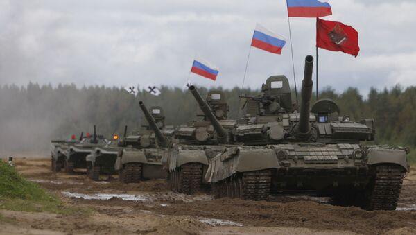 """""""Zvýšit vojenský rozpočet"""": V EU hodlají čelit """"ruskému pronikání"""" do východní Evropy - Sputnik Česká republika"""