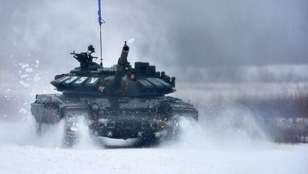 Tank T-72 - Sputnik Česká republika
