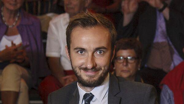 Jan Böhmermann - Sputnik Česká republika