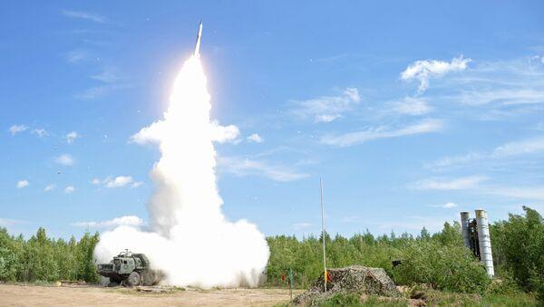 Raketové střelby - Sputnik Česká republika