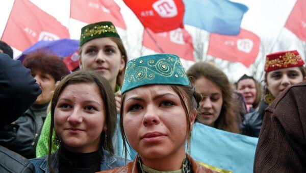 Krymští Tataři - Sputnik Česká republika