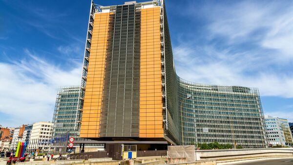 Budova EK v Bruselu - Sputnik Česká republika