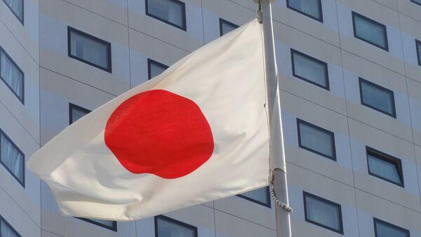 Japonká vlajka - Sputnik Česká republika