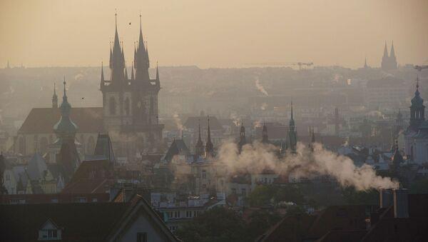 Praha - Sputnik Česká republika