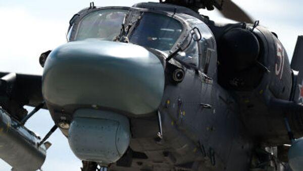 Vrtulník Ka-52 - Sputnik Česká republika