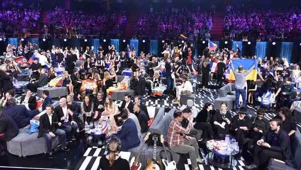 Eurovize 2016 - Sputnik Česká republika