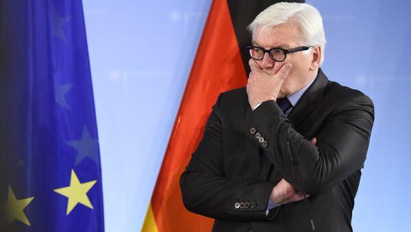 Frank-Walter Steinmeier - Sputnik Česká republika