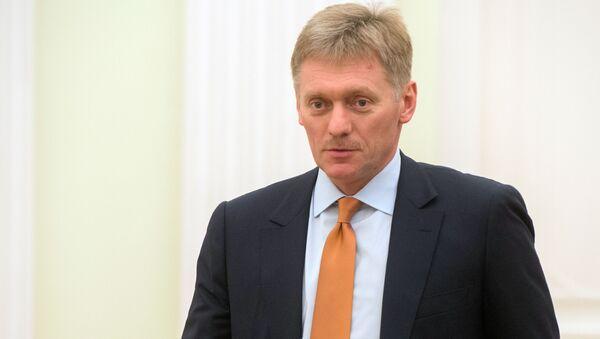 Dmitrij Peskov - Sputnik Česká republika