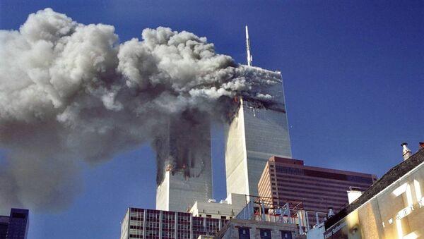 Teroristické útoky 11. září 2001 - Sputnik Česká republika