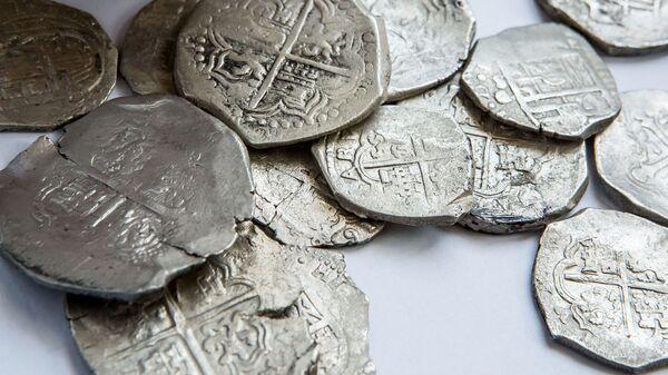 Objevené mince - Sputnik Česká republika