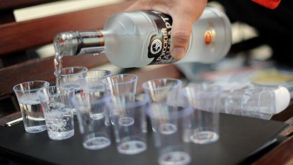 Vodka - Sputnik Česká republika