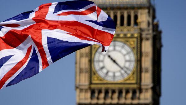 Britská vlajka - Sputnik Česká republika