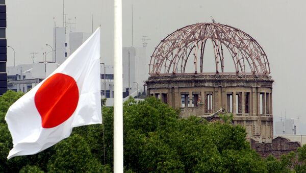 Hirošima - Sputnik Česká republika