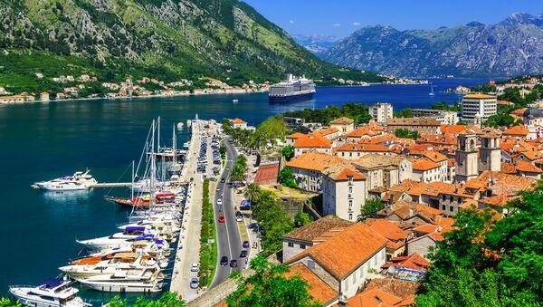 Kotor, Černá Hora - Sputnik Česká republika