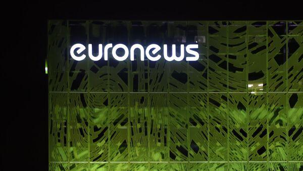 Televize Euronews - Sputnik Česká republika