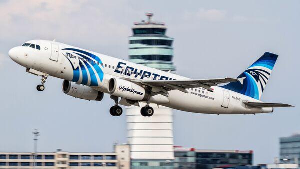 EgyptAir Airbus A320 - Sputnik Česká republika