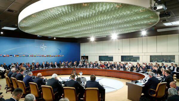 Zasedání ministrů zahraničí a náčelníků generálních štábů zemí NATO - Sputnik Česká republika
