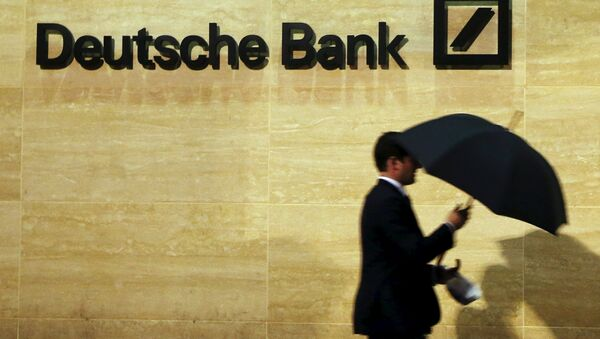Deutsche Bank - Sputnik Česká republika