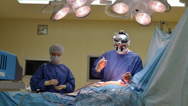 Chirurgický zákrok - Sputnik Česká republika