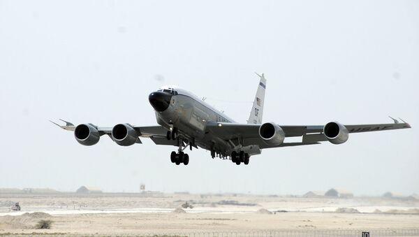 RC-135 Rivet Joint - Sputnik Česká republika