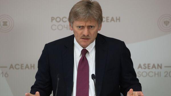 Tiskový mluvčí prezidenta RF Dmitrij Peskov - Sputnik Česká republika