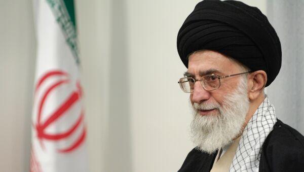 Ali Chameneí - Sputnik Česká republika