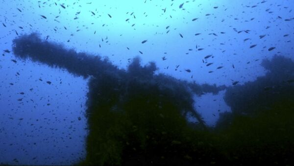 Nedaleko Sardinie byla objevena potopená britská ponorka - Sputnik Česká republika