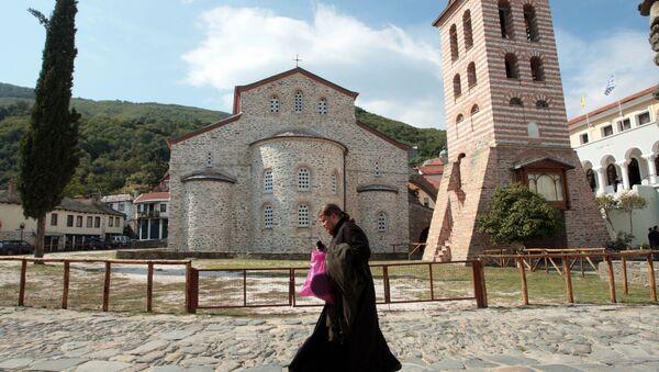 Kostel. Ilustrační foto - Sputnik Česká republika