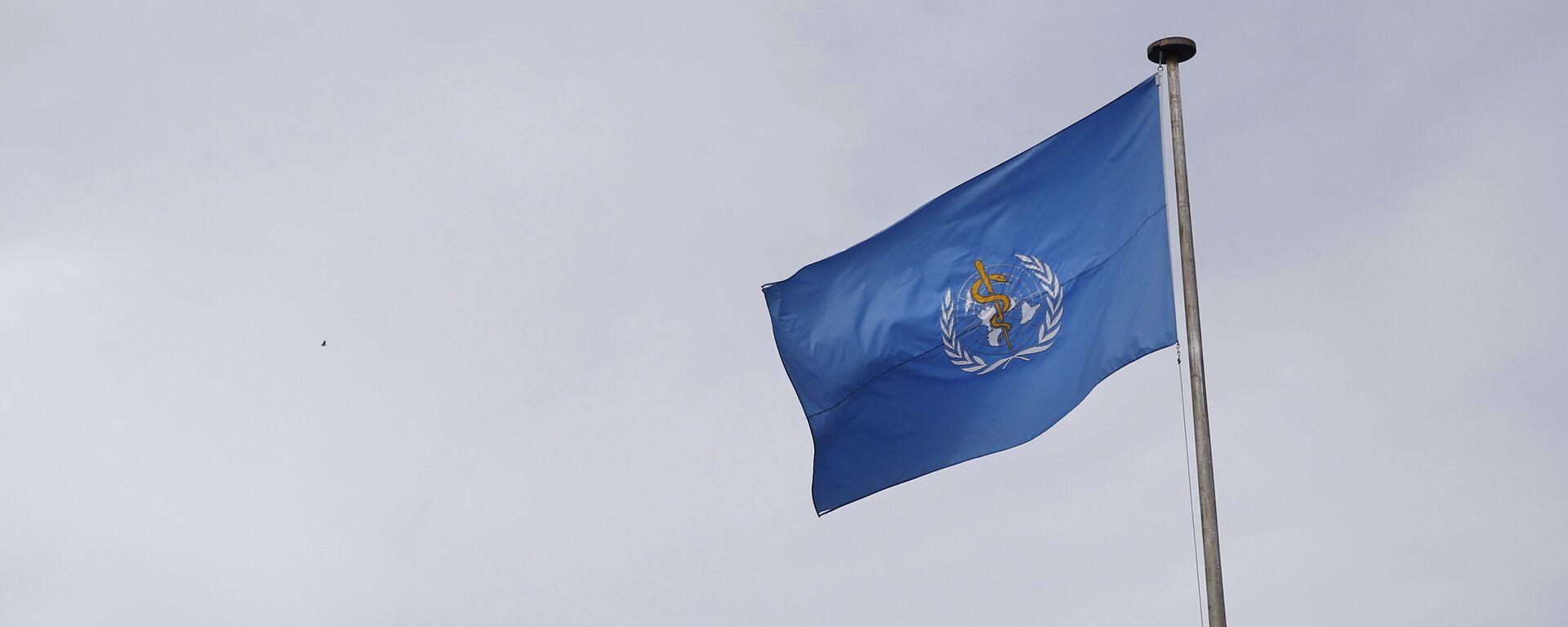 Světová zdravotnická organizace (WHO) - Sputnik Česká republika, 1920, 30.03.2021