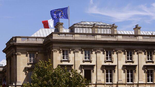 Budova MZV Francie v Paříži - Sputnik Česká republika