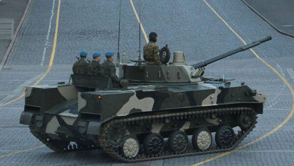 BTR-90 - Sputnik Česká republika