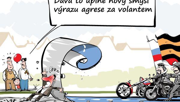 """Lov na """"Vlky - Sputnik Česká republika"""