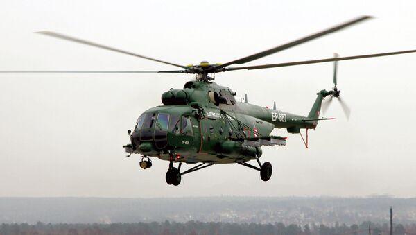 Mi-171Sh - Sputnik Česká republika