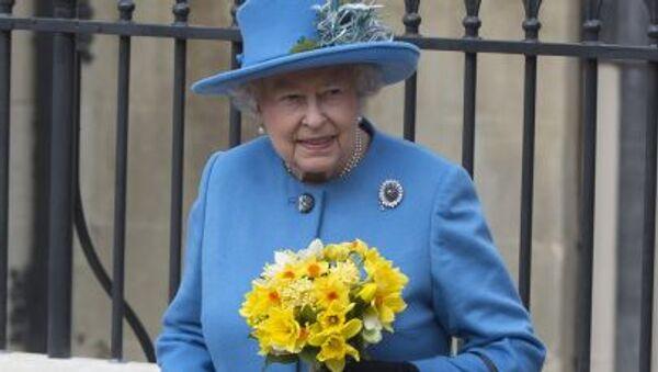 Její Veličenstvo královna Alžběta II - Sputnik Česká republika