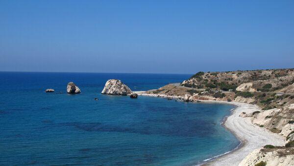 Středozemní moře, Kypr - Sputnik Česká republika
