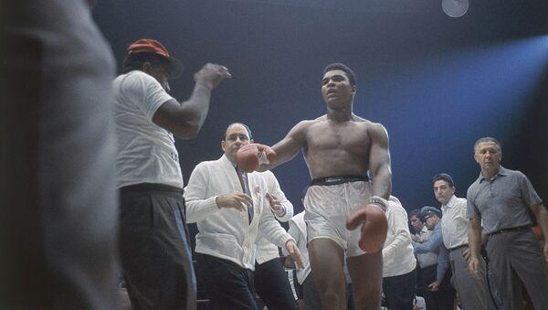 Muhammad Ali - Sputnik Česká republika