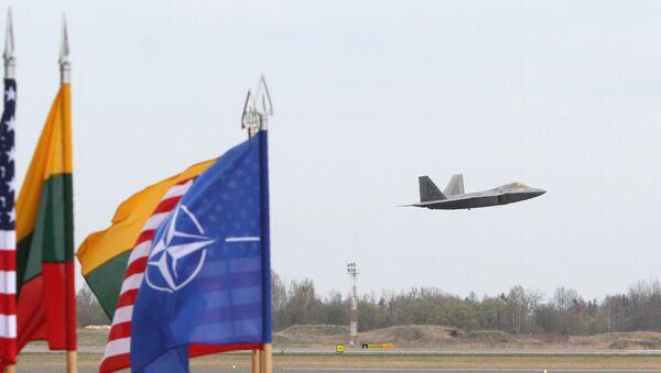 Základna NATO v Litvě - Sputnik Česká republika