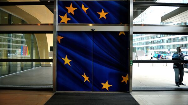 Evropská komise v Bruselu - Sputnik Česká republika