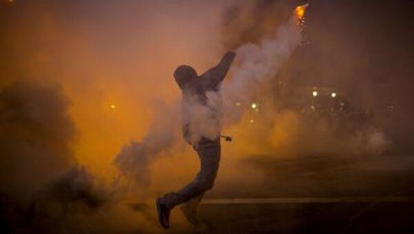 Nepokoje v Baltimoru - Sputnik Česká republika