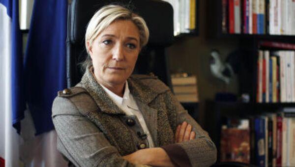 Marine Le Penová - Sputnik Česká republika