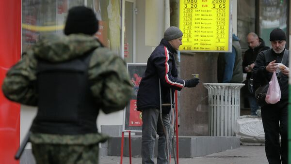 Situace na Ukrajině - Sputnik Česká republika
