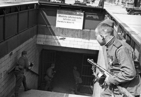 Květen 1945. Dobytí Berlína - Sputnik Česká republika