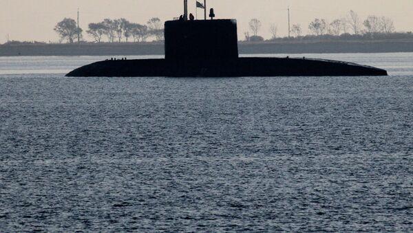 Ponorka třídy Varšavjanka - Sputnik Česká republika