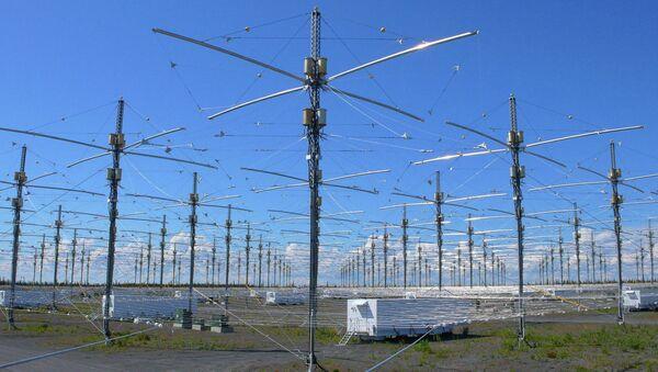HAARP. Ilustrační foto - Sputnik Česká republika