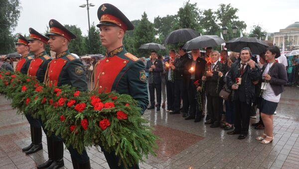 Úcta hrdinám - Sputnik Česká republika