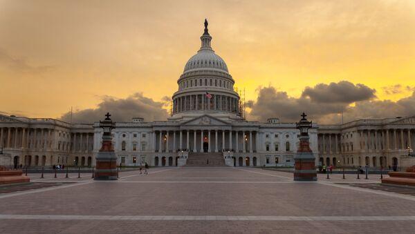 Kapitol USA ve Washingtonu - Sputnik Česká republika