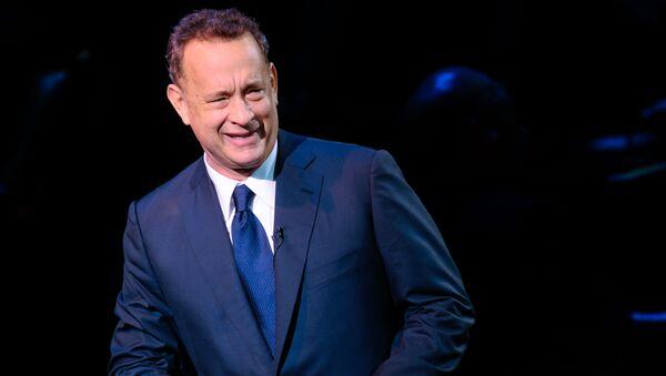 Tom Hanks - Sputnik Česká republika