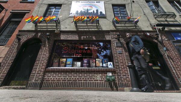Gay bar Stonewall Inn - Sputnik Česká republika