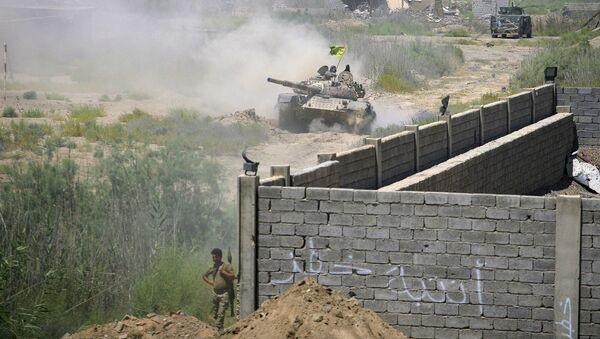 Iráčtí vojáci ve Fallúdži - Sputnik Česká republika