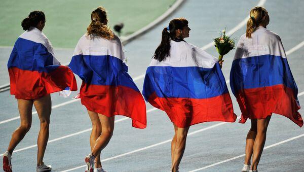Ruské běžkyně - Sputnik Česká republika